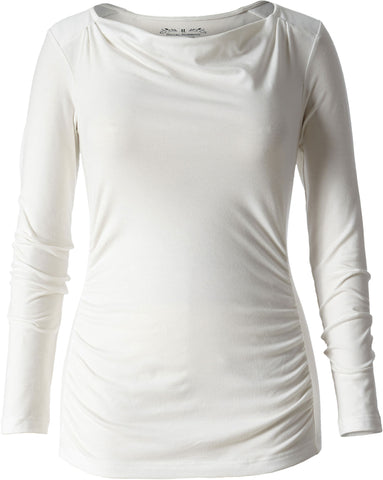 Royal Robbins Women's Essential Tencel Cowl Neck L/S Shirt