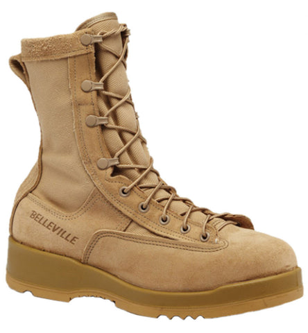 Belleville 330DESST Men's Hot Weather Steel Toe Flight Boot