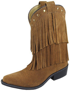 Smoky Mountain Youth Wisteria Western Boot
