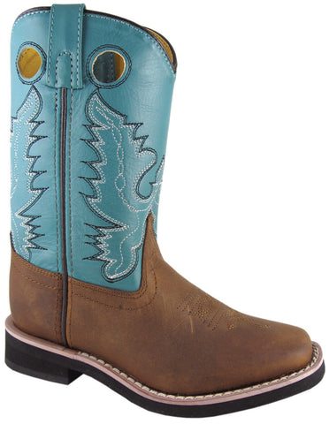 Smoky Mountain Children's Pueblo Leather Boot