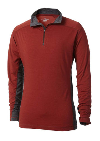 Royal Robbins Men's Go Everywhere 1/4 Zip Sweatshirt