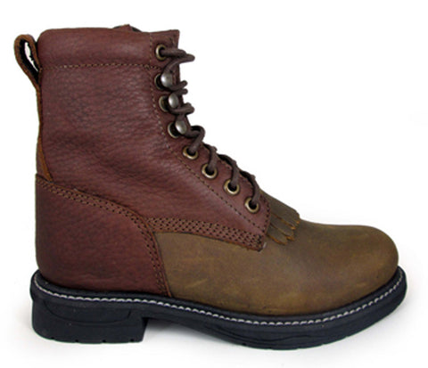 Smoky Mountain Youth Panther Leather Boot