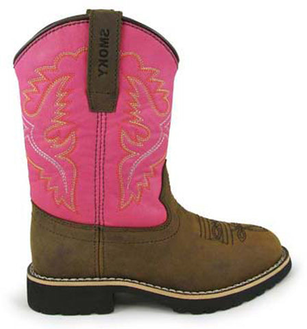 Smoky Mountain Children's Colby Leather Boot
