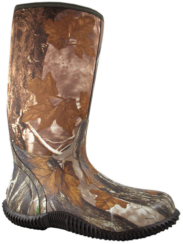 "Smoky Mountain Men's Camo Amphibian 15"" Boot"