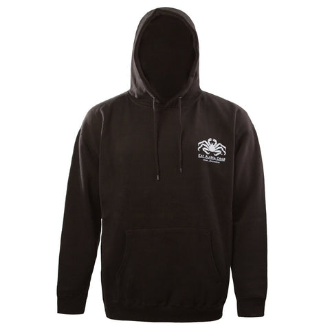 Grundéns Mens Eat Alaska Crab Hooded Sweatshirt