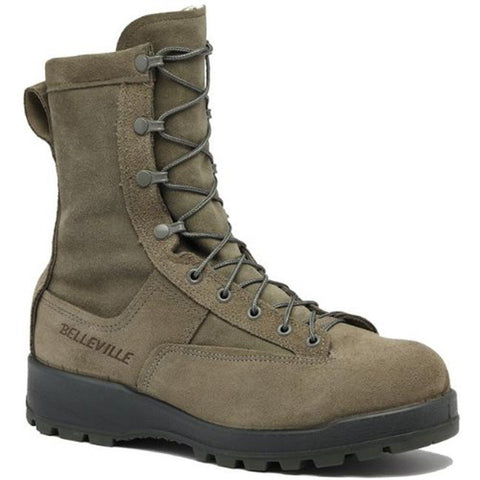 Belleville 675ST Men's 600G Insulated Waterproof Steel Toe Boot - Olive Green