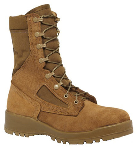 Belleville 551ST Men's Hot Weather Steel Toe Combat Boot