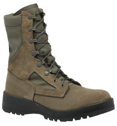 Belleville 600ST Men's Hot Weather Steel Toe Boot