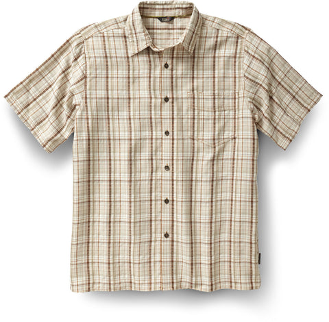 Royal Robbins Men's Pilat Plaid Short Sleeve
