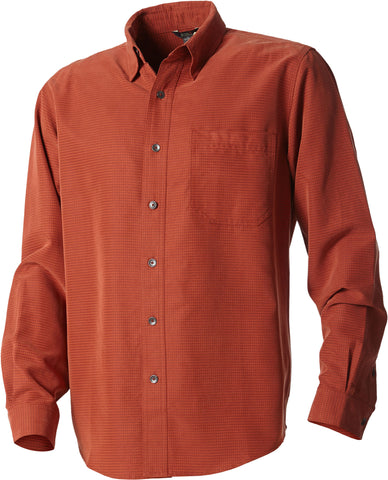 Royal Robbins Men's Desert Pucker L/S Shirt
