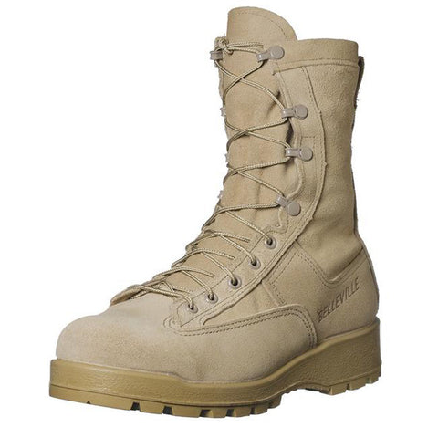Belleville 775ST Men's 600G Insulated Waterproof Steel Toe Boot - Tan