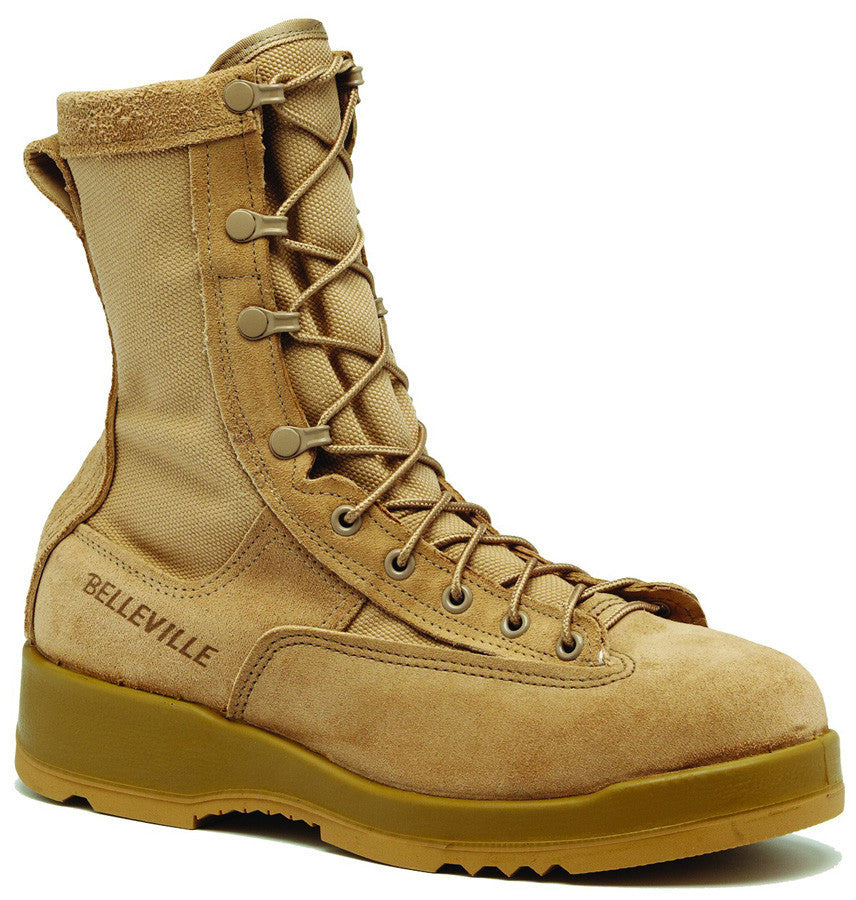 Belleville 790V Men's Waterproof Combat & Flight Leather Boot