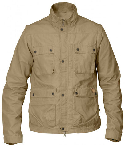 Fjallraven Mens Reporter Lite Jacket Fleece Outerwear Jacket