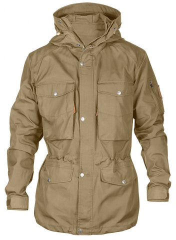 Fjallraven Mens Sarek Trekking Jacket Fleece Outerwear Jacket