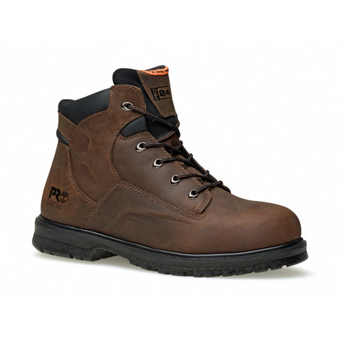 "Timberland PRO Men's 6"" Magnus Steel Safety Toe Boot"