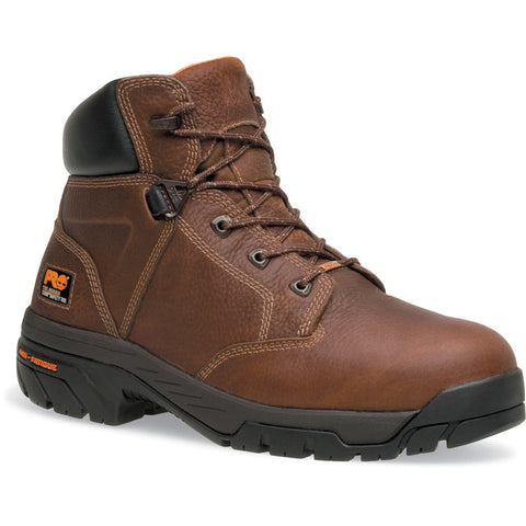 "Timberland PRO Unisex 6"" Helix Alloy Safety Toe Waterproof Boot"