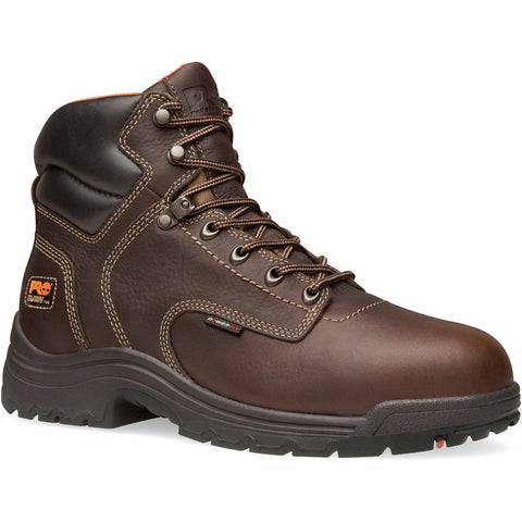 "Timberland PRO Men's 6"" TiTAN Composite Safety Toe Waterproof Boot"