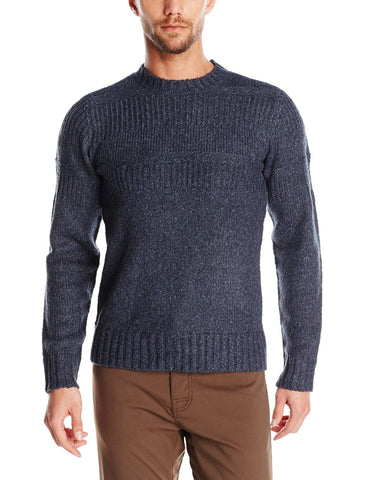 Royal Robbins Men's Scotia Ribbed Crew