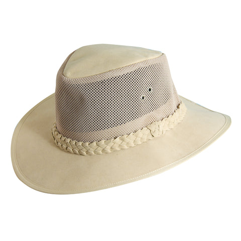 DPC Outdoor Design Men's Soaker With Mesh Sides Sun Hats