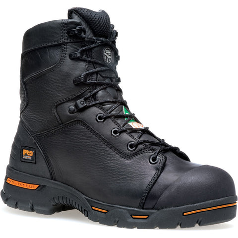 "Timberland PRO Men's 8"" Endurance PR Steel Safety Toe Waterproof Insulated Boot"