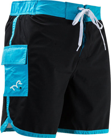 TYR Men's Solid Bulldog Boardshort