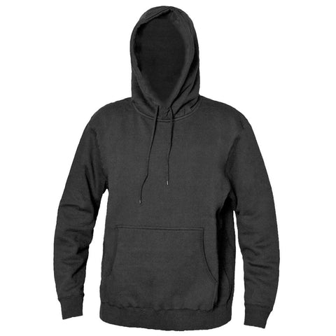 Grundens Mens Blank Hooded Sweatshirt