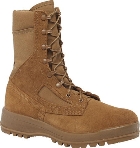 Belleville C390 Men's Hot Weather Combat Boot - Coyote
