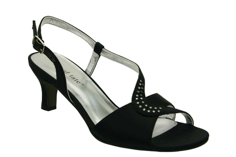 David Tate Women's Crescent Sandal