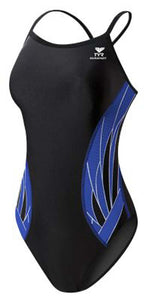 TYR Sport Girl's Phoenix Splice Diamondfit Swimsuit