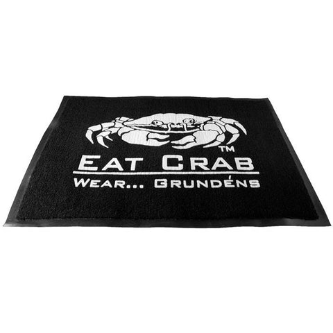Grundens Unisex Eat Crab Floor Mat