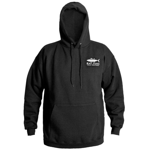 Grundens Mens Eat Tuna Hooded Sweatshirt