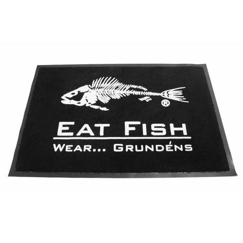 Grundéns Unisex Eat Fish Floor Mat
