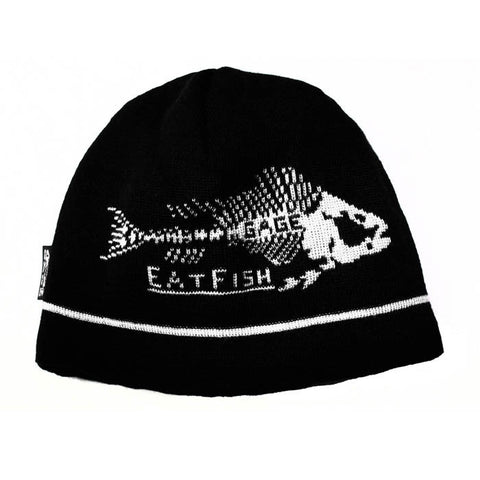 Grundens Unisex Eat Fish Knitted Beanie