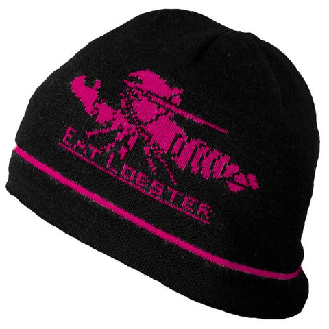 Grundéns Unisex Eat Lobster Knitted Beanie