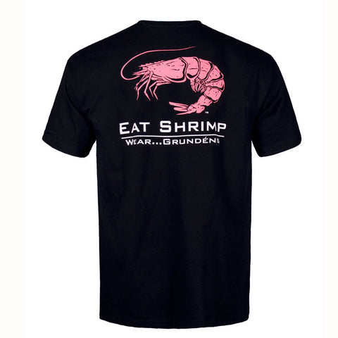 Grundéns Mens Eat Shrimp T-Shirt