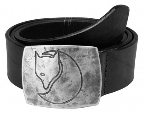 Fjallraven Men's Murena Silver Belt
