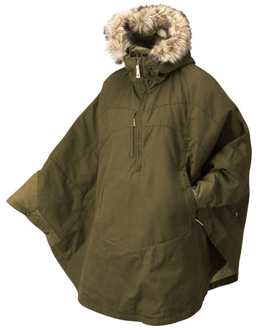 Fjallraven Womens Luhkka Down Alternative Outerwear Coat