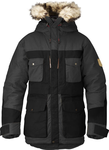 Fjallraven Mens Arktis Parka Down Alternative Outerwear Coat