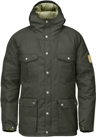 Fjallraven Mens Greenland Down Windbreaker Jacket