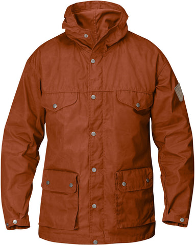 Fjallraven Mens Greenland Fleece Outerwear Jacket