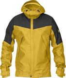 Fjallraven Mens Eco-Trail Fleece Outerwear Jacket