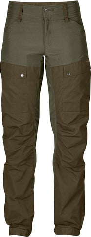Fjallraven Womens Keb Trousers Short