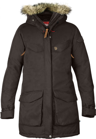 Fjallraven Womens Nuuk Parka Jacket