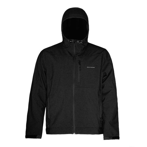 Grundens Mens Gage Midway Hooded Softshell Jacket