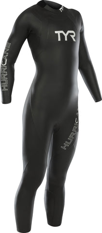 TYR Sport Women's Hurricane Category 1 Triathlon Wetsuit