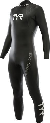 TYR Sport Men's Hurricane Category 1 Triathlon Wetsuit