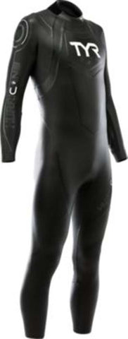 TYR Sport Men's Hurricane Category 2 Triathlon Wetsuit