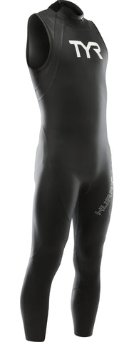 TYR Sport Men's Hurricane Category 1 Sleeveless Wetsuit