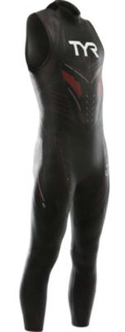 TYR Sport Men's Hurricane Category 5 Sleeveless Wetsuit