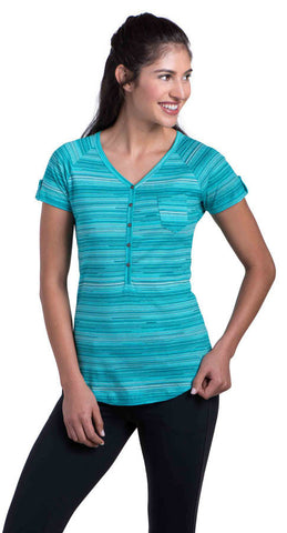 Kuhl Women's Bella Short Sleeve Blouse